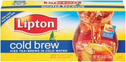 Lipton Cold Brew 12 22
