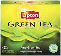 Lipton Green Tea 40 Count