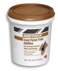 SHEETROCK Sand Finish Paint Additive - 8 oz