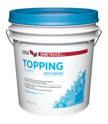 SHEETROCK Brand Topping Joint Compound - 61.7-lb