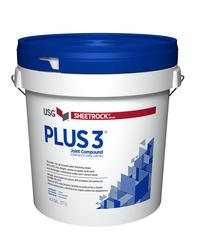 SHEETROCK Brand 4.5-gal. Pail Plus 3 Lightweight All-Purpose Joint Compound