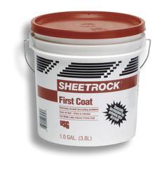 SHEETROCK First Coat Primer - 1 gal.