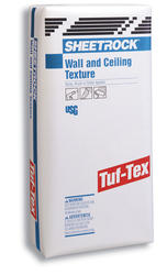 SHEETROCK Tuf-Tex Wall and Ceiling Texture - 50-lb