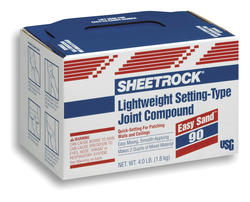 SHEETROCK 4-lb Carton Easy Sand 90 Lightweight Setting-Type Joint Compound