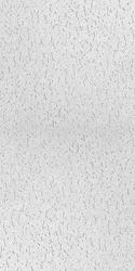 USG Fifth Avenue 2' x 4' Acoustical Square Edge Lay-In Ceiling Tile Panel