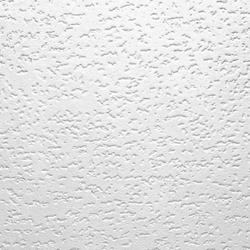 USG Tivoli 1' x 1' Class-C Wood Fiber Staple-Up Ceiling Tile Panel