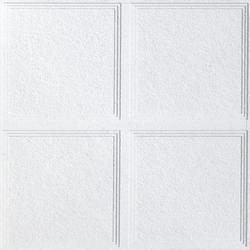 USG Luna Pedestals IV ClimaPlus 2' x 2' Acoustical Lay-In Ceiling Tile Panel