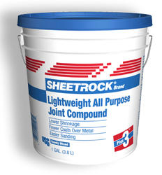 SHEETROCK Brand Plus 3 Lightweight All-Purpose Joint Compound - 1 gal.