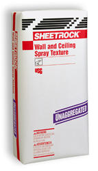 SHEETROCK Unaggregated Wall and Ceiling Spray Texture - 50-lb