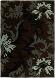 "United Weavers Contours Orleans Area Rug 5'3""x7'6"""