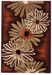 "United Weavers Contours Dahlia Area Rug 2'7""x7'4"""
