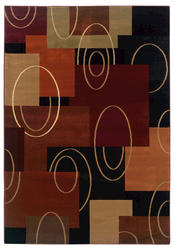 "United Weavers Genesis Cha Cha Area Rug 2'7""x7'4"""