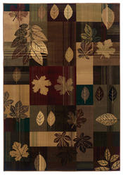 "United Weavers Genesis Autumn Mist Area Rug 7'10""x10'6"""