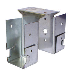 """USP Structural Connectors  2"""" x 4"""" Saddle Purlin Hanger"""