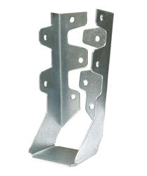 """USP Structural Connectors 2"""" x 8-10"""" Triple Zinc Face Mount Hanger"""