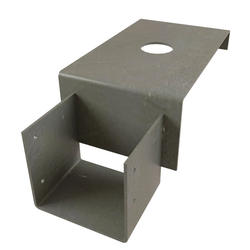 "USP Structural Connectors 6"" x 6-8"" Floor Girder Hanger"