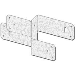 "USP Structural Connectors 4"" x 2"" Floor Truss Clip"