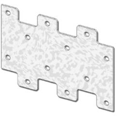 """USP Structural Connectors 3"""" x 4-1/4"""" Multipurpose Framing Angle"""