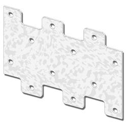 """USP Structural Connectors 3-3/4"""" x 4-1/4"""" Multipurpose Framing Angle"""