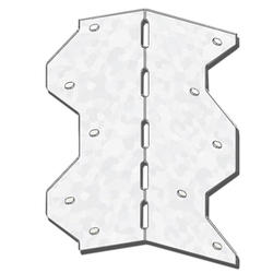 """USP Structural Connectors 2-1/4"""" x 2-1/4"""" x 6-7/8"""" Multipurpose Framing Angle"""