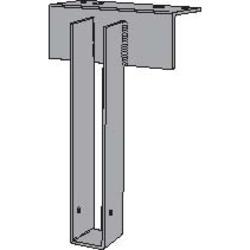 "USP Structural Connectors 1-1/2"" x 11-7/8"" Masonry Hanger"