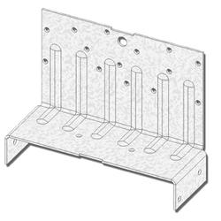 "USP Structural Connectors 2"" x 6"" Top Supplementary Bearing Plate"