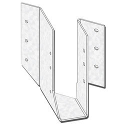 """USP Structural Connectors 2"""" x 4-6"""" Skewed Right 45 Degree Hanger"""