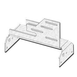 """USP Structural Connectors 2"""" x 6"""" Top Plate Truss Clip"""