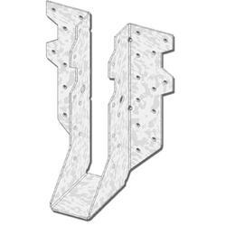 """USP Structural Connectors 2"""" x 8-10"""" Heavy-Duty Face Mount Truss Hanger"""