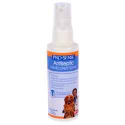 Pro-Sense Antiseptic Medicated Spray for Dogs - 4 oz