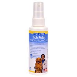 Pro-Sense Itch Relief Hydrocortisone Spray for Dogs - 4 oz