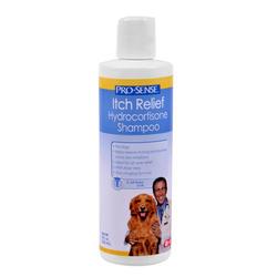 Pro-Sense Itch Relief Hydrocortisone Dog Shampoo - 8 oz