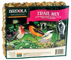 Birdola Trail Mix Bird Seed Cake - 2 lb 3 oz