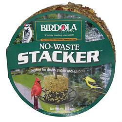 Birdola Stackers No-Waste Bird Seed Cake - 6.5 oz