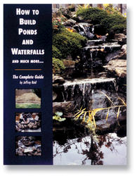 Tetra Pond® How to Build Ponds and Waterfalls Book