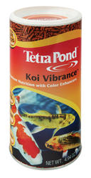 Tetra Pond Koi Vibrance Koi Food (4.94 oz.)
