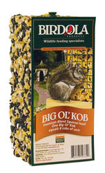 Birdola Big Ol' KOB Squirrel Feed Bar - 2 lb 3 oz