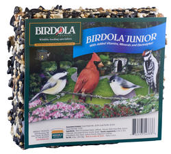 Birdola Plus Junior Bird Seed Cake - 5.41 oz