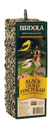 Birdola Black Gold Finch Bird Seed Bar - 14 oz