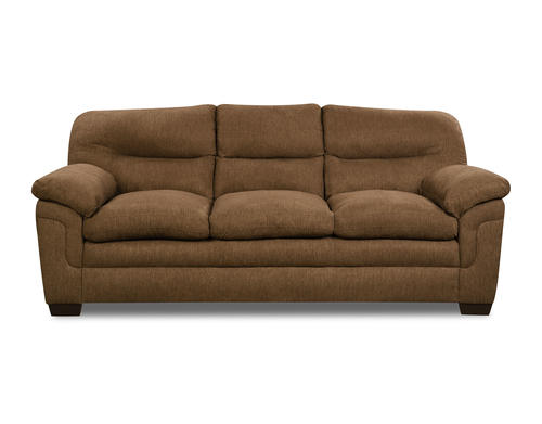 Wonderland Saddle Microfiber Sofa At Menards