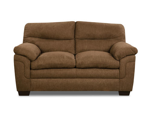 Wonderland Saddle Microfiber Loveseat At Menards
