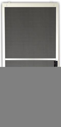 30 x 80 white alum premium replacement patio door screen at menards. Black Bedroom Furniture Sets. Home Design Ideas