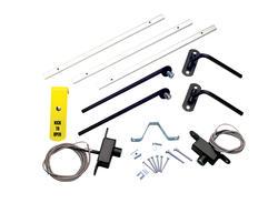 Tru-Bolt® Window Guard Emergency Release Kit