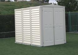 DuraMax Yardmate 5' x 8' Vinyl Storage Building