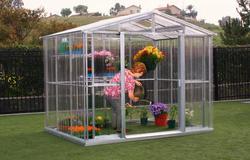 DuraMax 8' x 6' Greenhouse