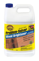 Cabot House & Deck Wood Brightener Concentrate - 1 gal.