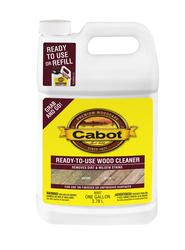 Cabot Ready-to-Use Wood Cleaner - 1 gal.