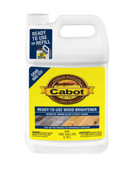 Cabot Ready-to-Use Wood Brightener - 1 gal.