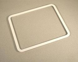 "Vance 12"" x 15"" White Surface Saver Frame"