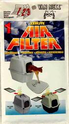 Van Ness™ Zeolite Filter for Van Ness™ Large Enclosed Cat Litter Pan